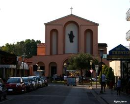 Kirken i byen