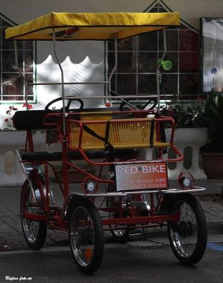 Sykkel som kan leies